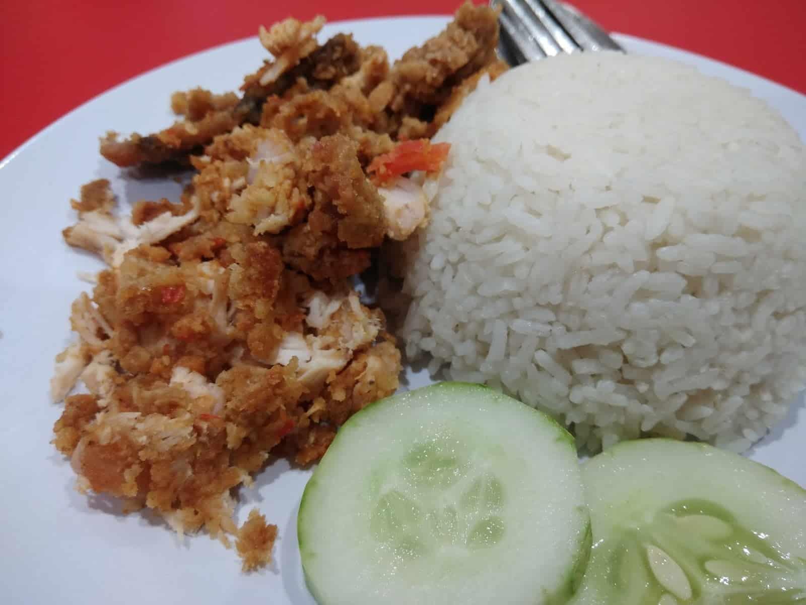 Ayam Geprek Mbok Moro