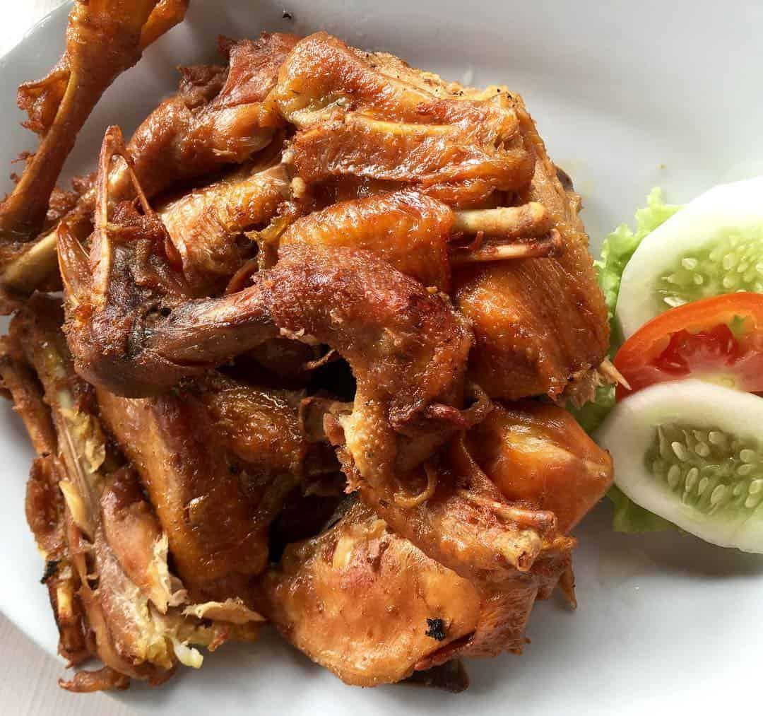 Ayam Goreng Bu Tini