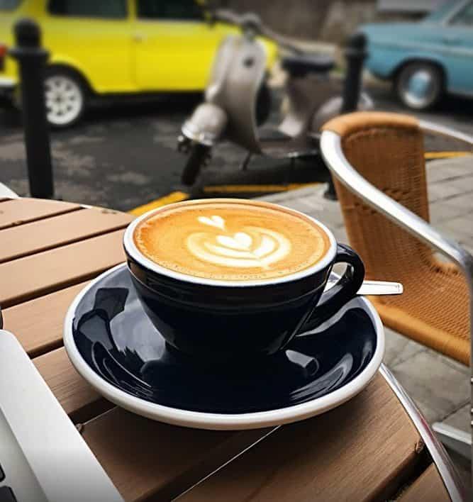 Brick Cafe coffee