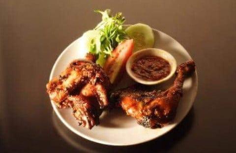 ayam bakar RM Suka-Suka