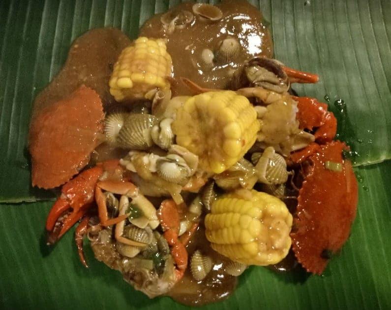 Hot Chilli Crab