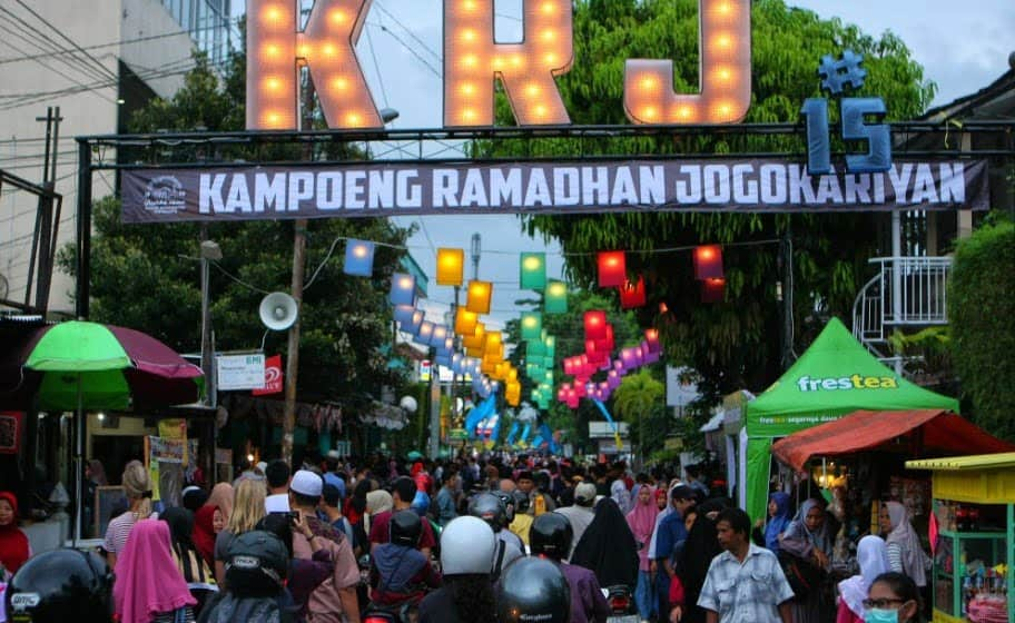 Kampung Ramadhan Jogokariyan