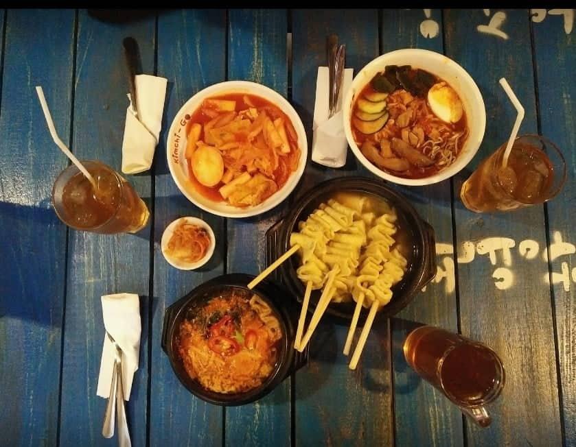 Kimchi Go