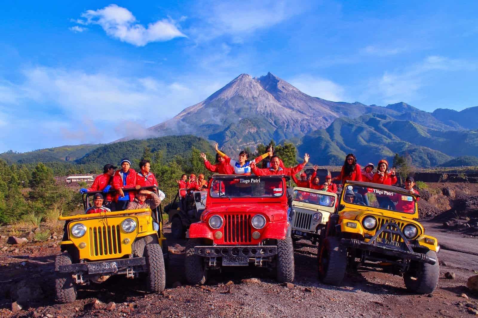 Lava Tour Merapi