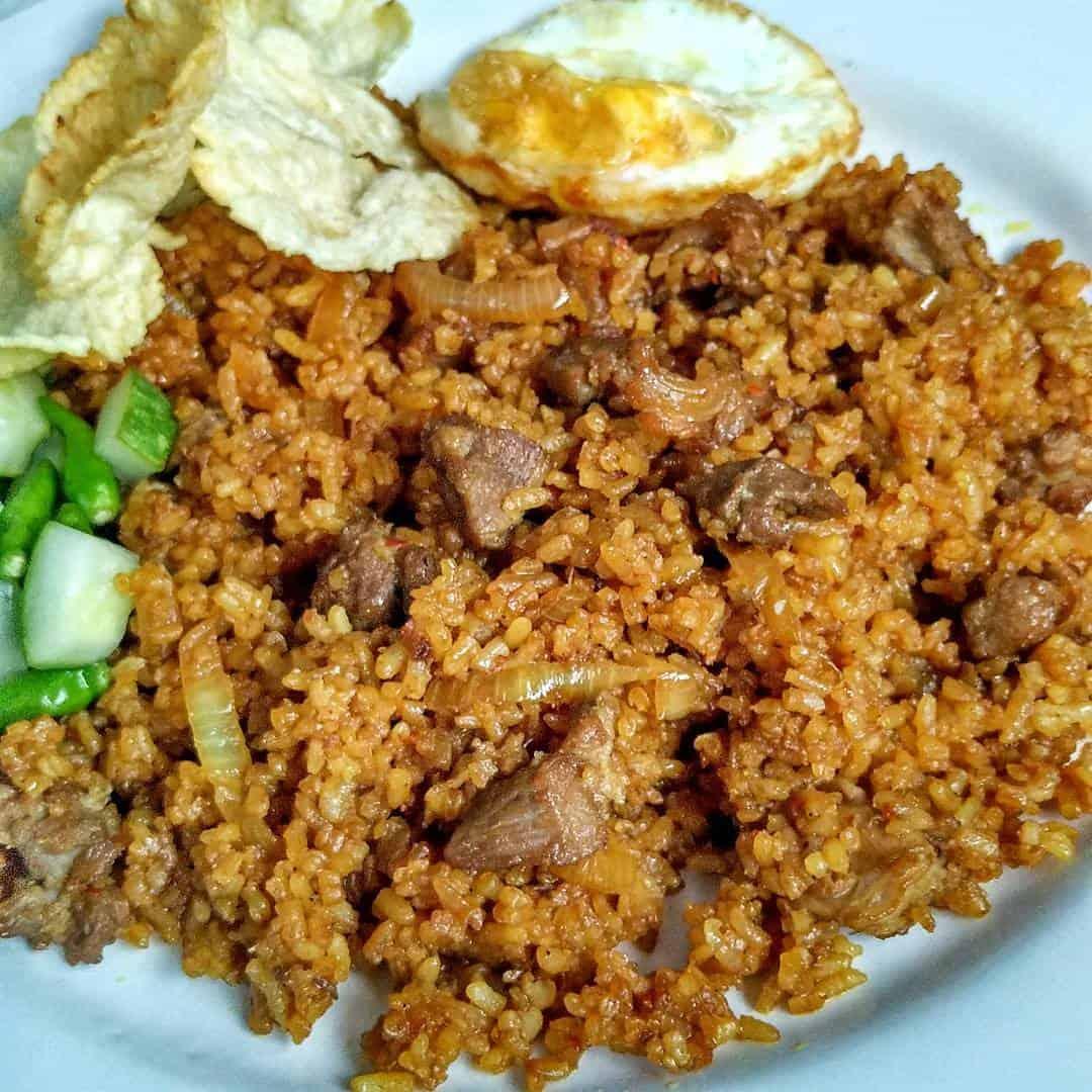 Nasi Goreng Kambing Bang Didot