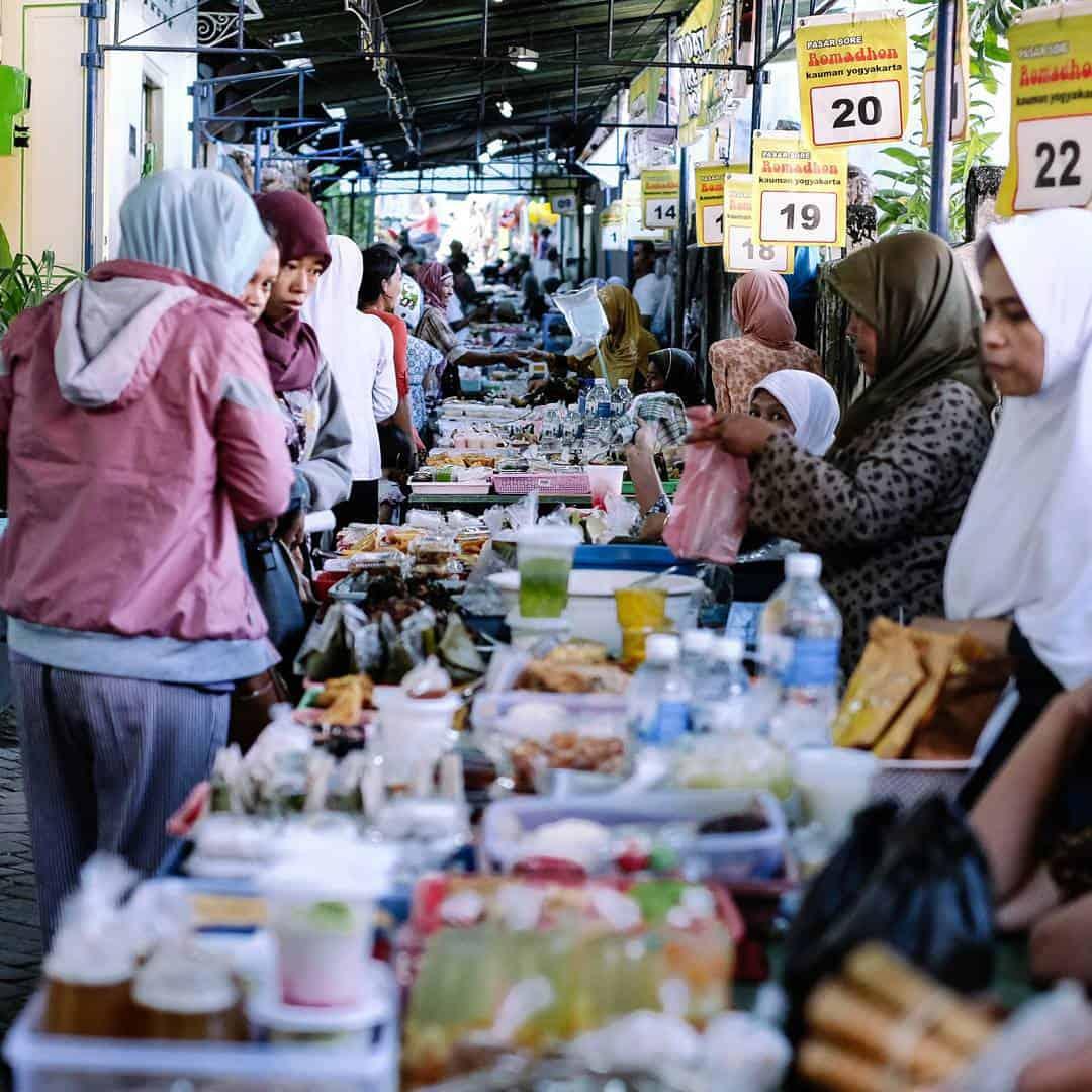 Pasar Sore Kauman