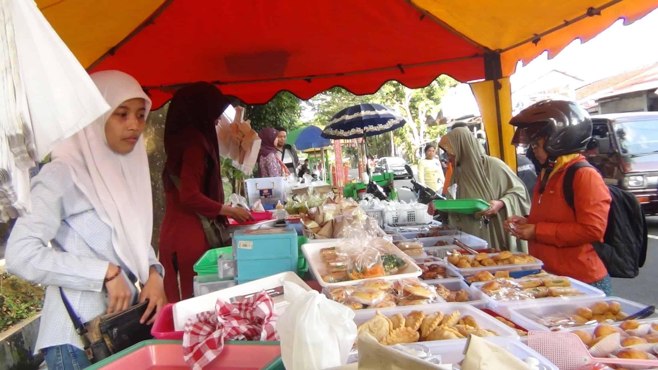 Pasar Sore Ramadhan Sleman