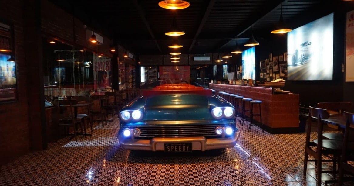 Speedy Joe's Diner