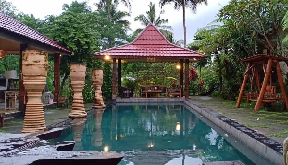 Villa Padi Cangkringan
