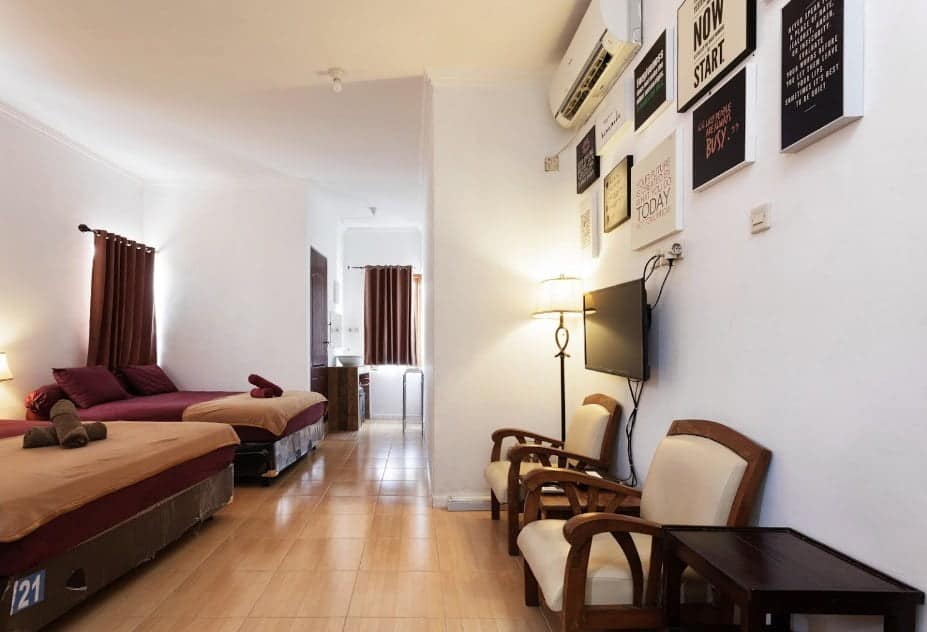 8 Rekomendasi Hotel Penginapan Losmen Murah Di Jogja Dibawah 100 Ribu