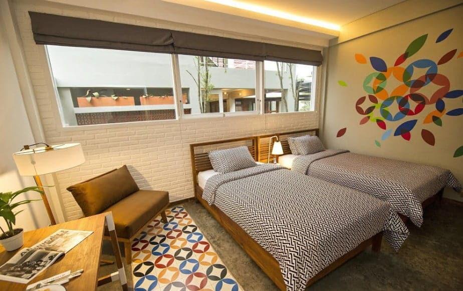 7 Rekomendasi Hotel Unik Di Jogja, Serasa Ingin Tinggal