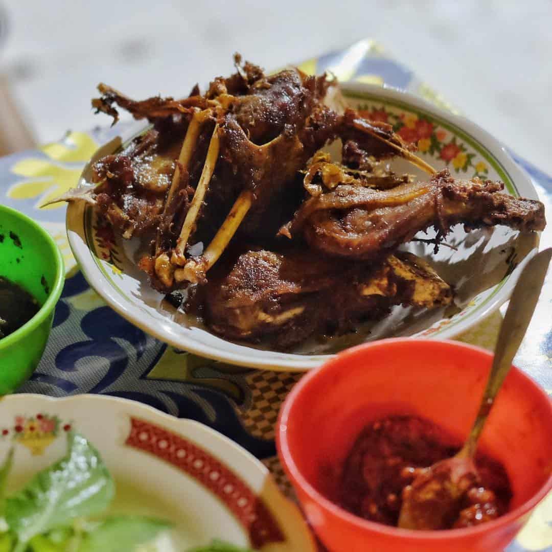 Bebek Goreng Kang Dono