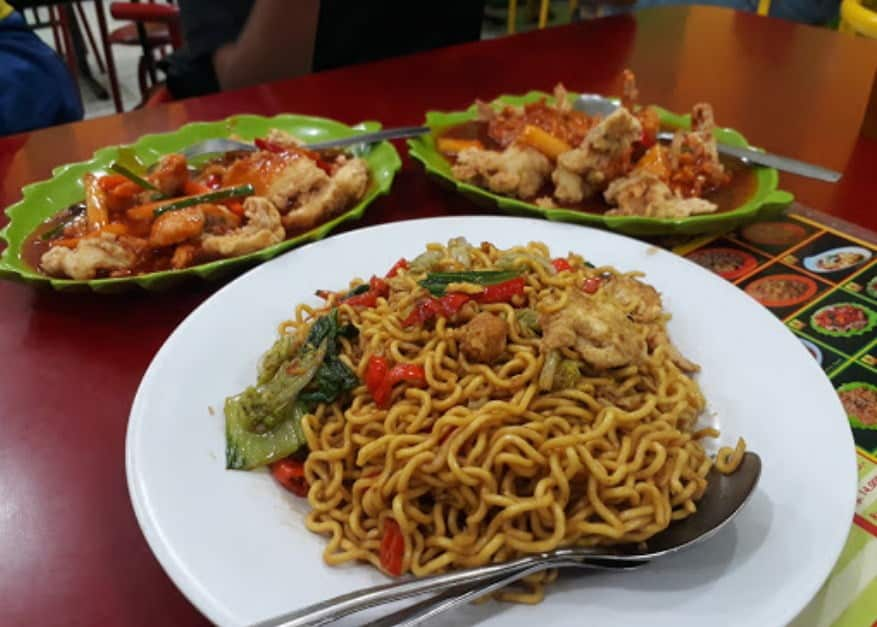 Blengger Chinese Food Super
