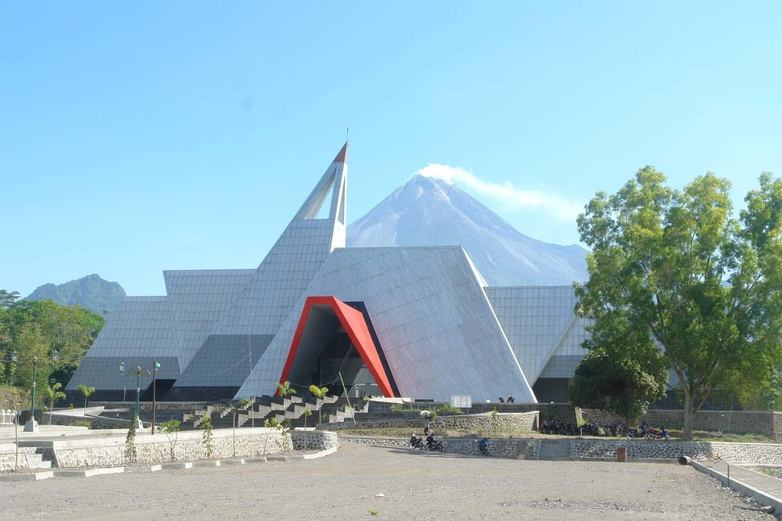 Museum Gunung Api Merapi