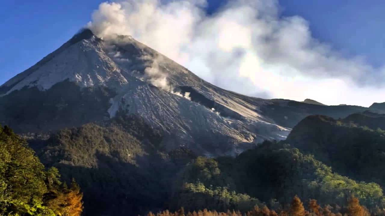 Wisata Lereng Gunung Merapi