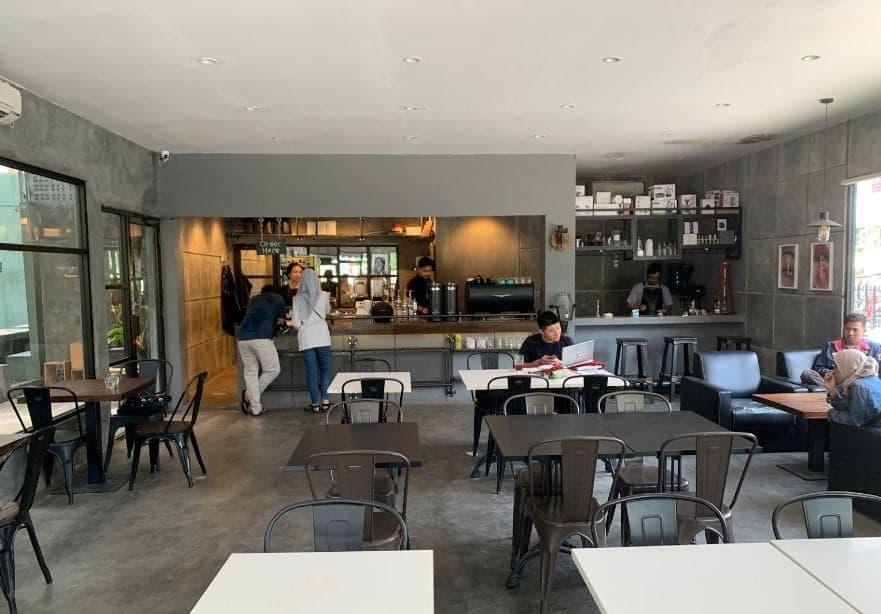 Lantai Bumi Coffee and Space