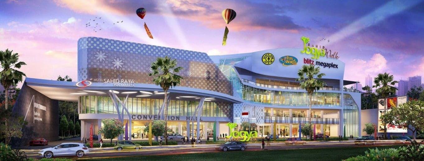 Sahid J-Walk Mall