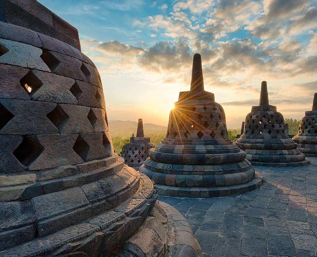 Candi Borobudur Sejarah