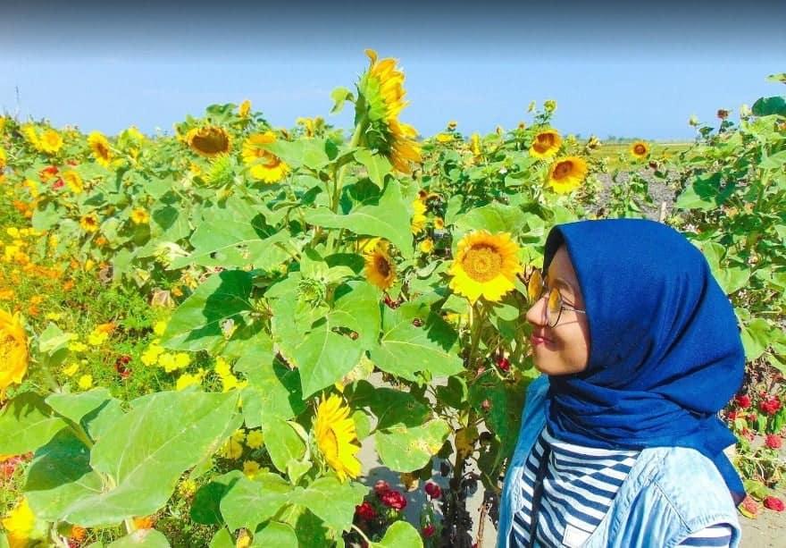 Kebun Bunga Asri, Sanden