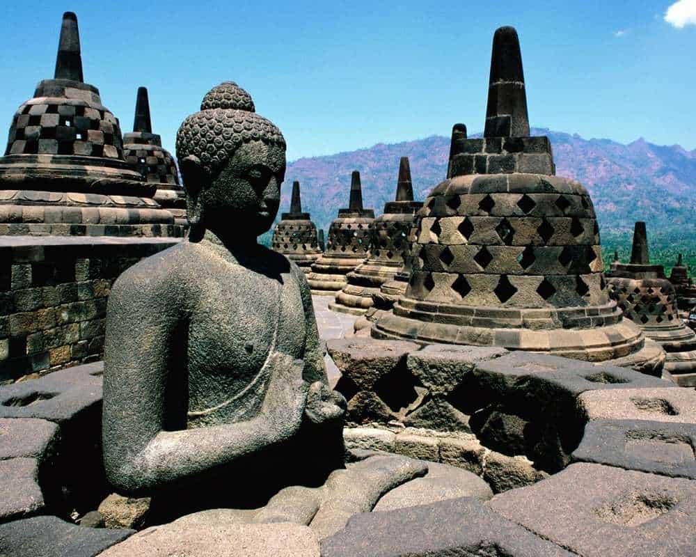 Sejarah Candi Borobudur 1