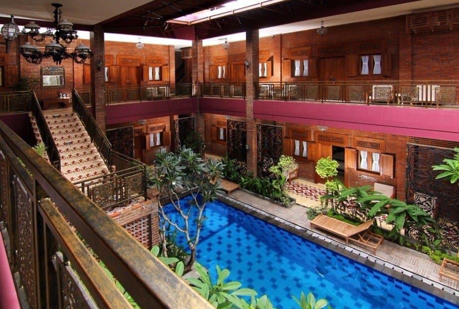 Java Villas Boutique Hotel and Restaurant