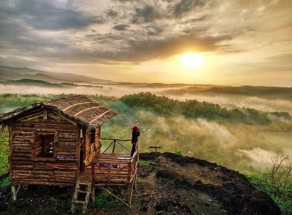 Gunung Ireng, Patuk