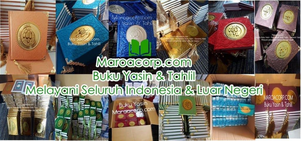 Maroacorp.com - Buku Yasin dan Tahlil Jogja