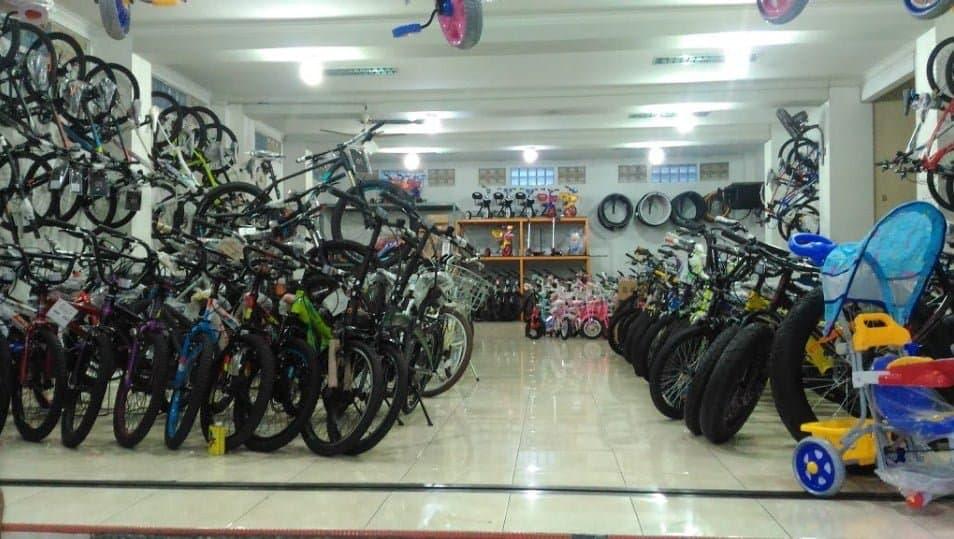 Toko Sepeda Esa Jaya